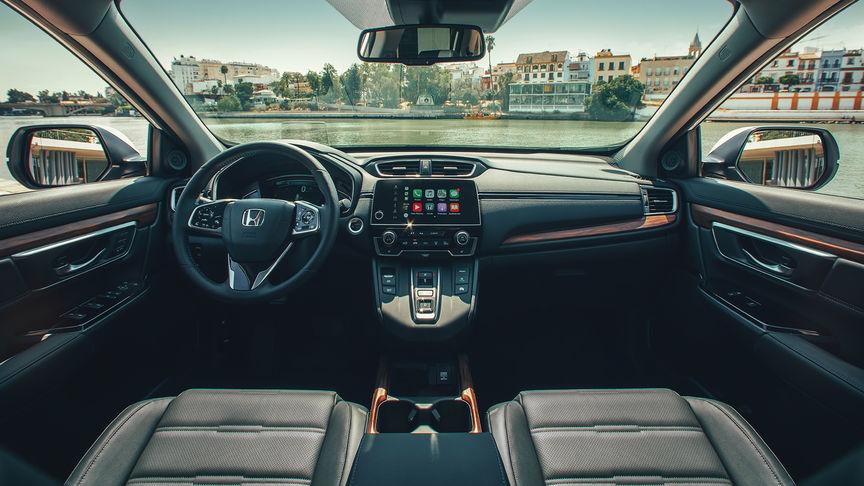Honda Crv Hybrid >> Nouveau CR-V Hybrid   Design & Conception   SUV Hybride   Honda FR