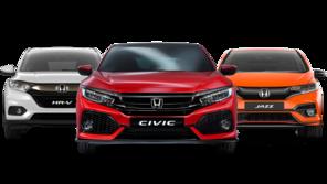 gamme Honda
