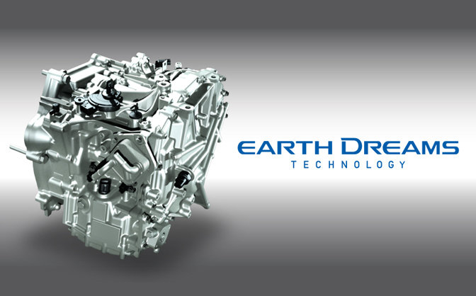moteur Earth Dreams Technology